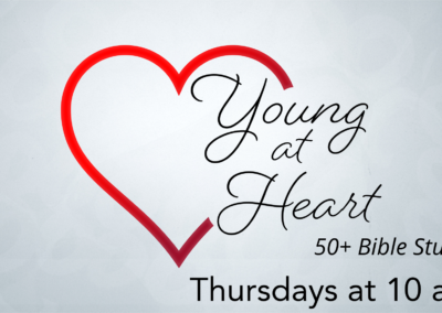 Young at Heart Bible Study