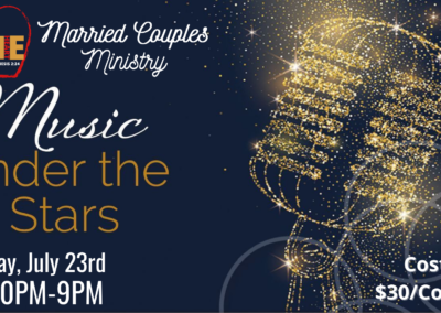 Married Couples Music Under the Stars