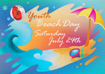 Youth Beach Day